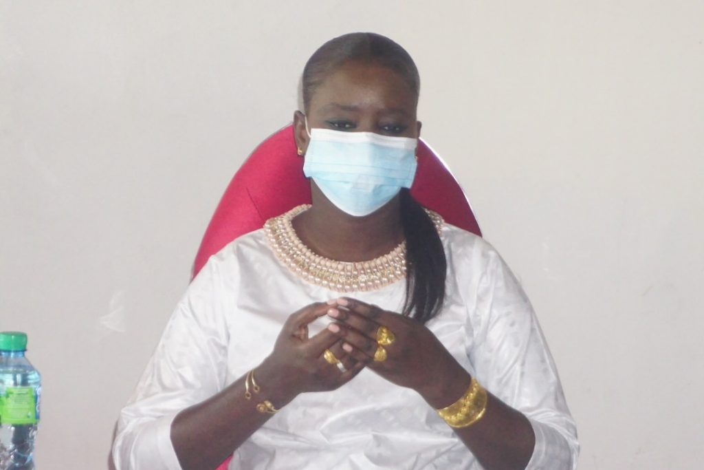 Thérèse Faye Diouf  installée au Fongip s'engage à faire de la mutation institutionnelle et l'obtention de l'agrément Bceao une réalité  pour l'institution