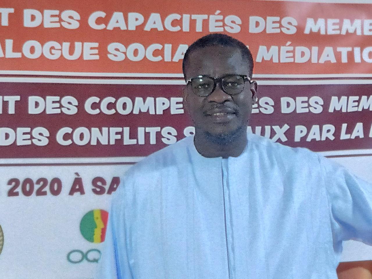 L'OQSF déploie toutes ses énergies pour privilégier la médiation dans le règlement des contentieux financiers, selon Banda Diop