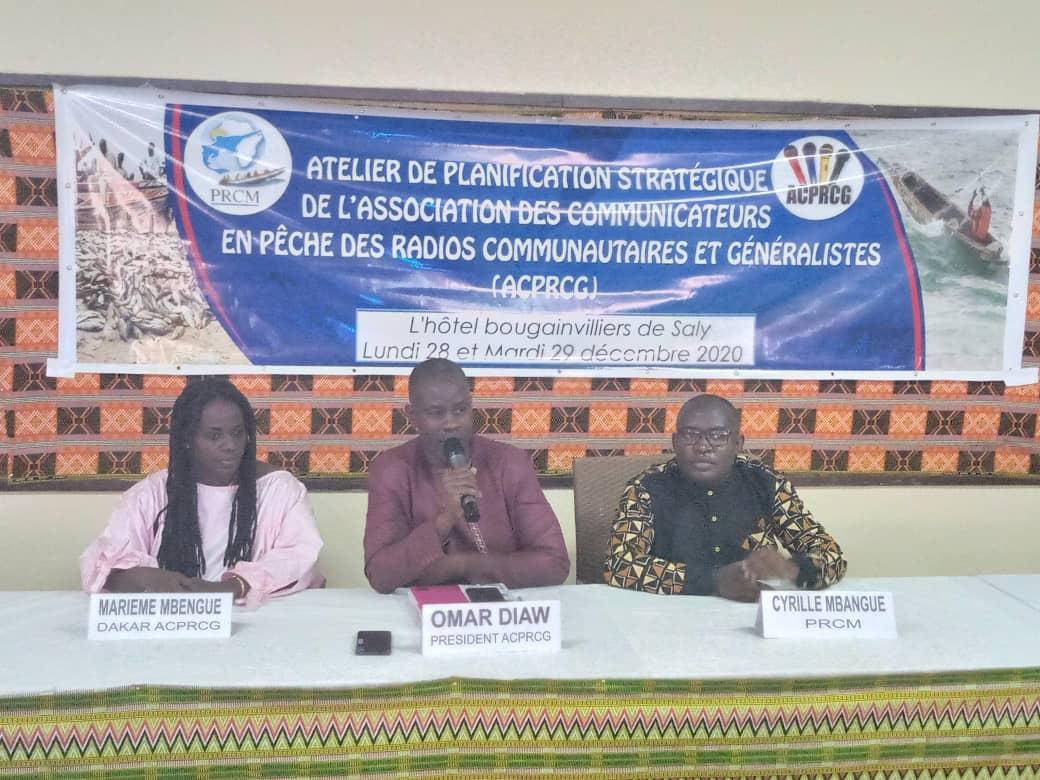 Les membres de l'ACPRCG veulent apporter une ''forte contribution'' pour une pêche ''profitable à tous