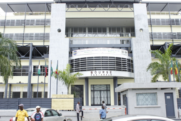 Marché boursier de l'Uemoa :  La Bceao note un repli des principaux indicateurs en octobre 2020