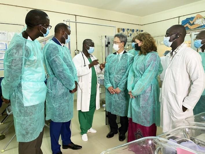 Vaccins contre la Covid-19 : Le Japon octroie un don de 962.280 dollars à l'Unicef pour aider le Sénégal