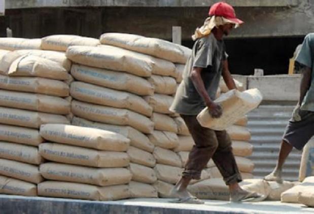 Sénégal : La production et les exportations de ciment se sont repliées au mois d'avril