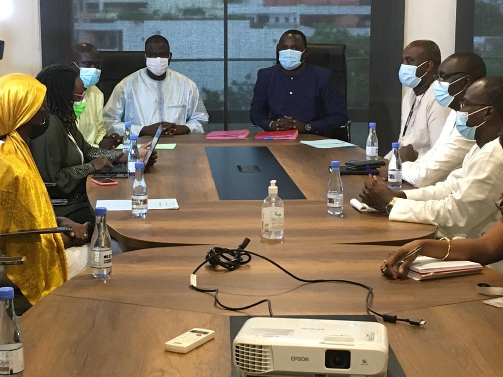 Pour améliorer ses processus d'octroi de crédits : La Der/Fj signe un partenariat avec Creditinfo West Africa