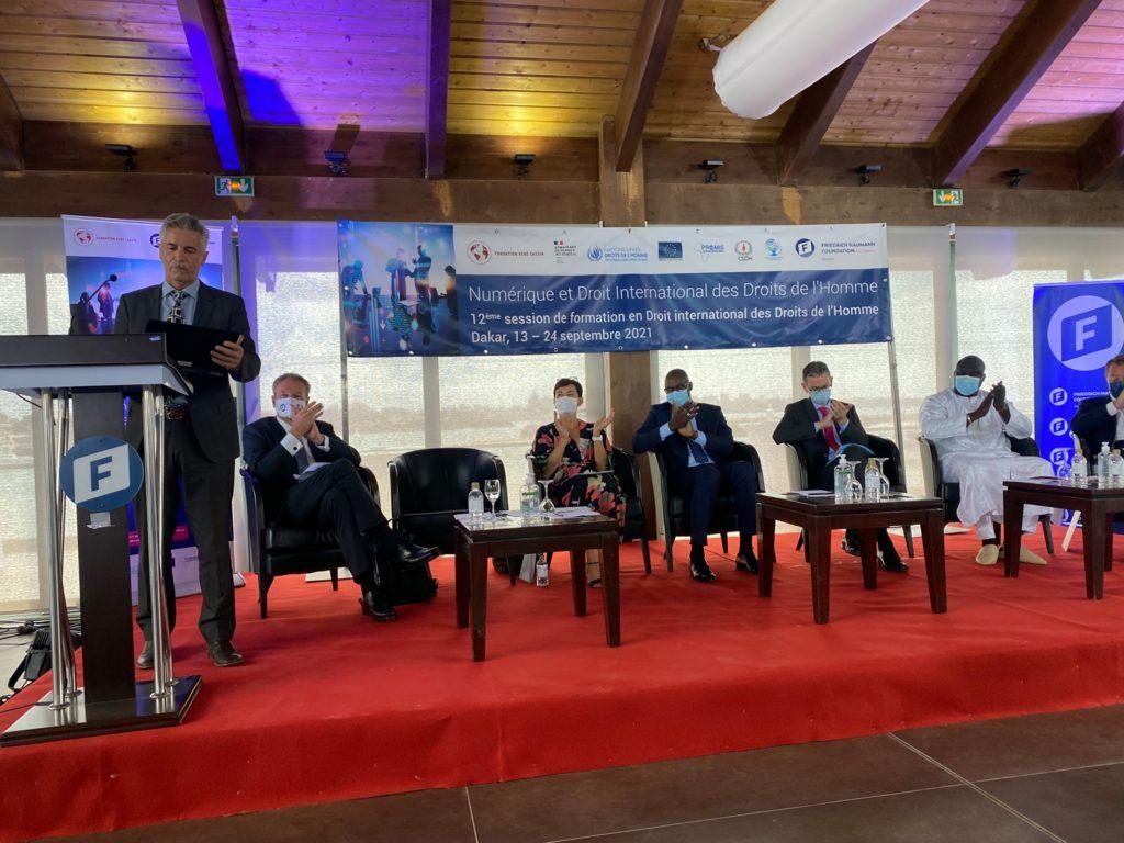 Formation en droit international des Droits de l'Hommes : La 12ième session annuelle se tient à Dakar du 13 au 24 septembre