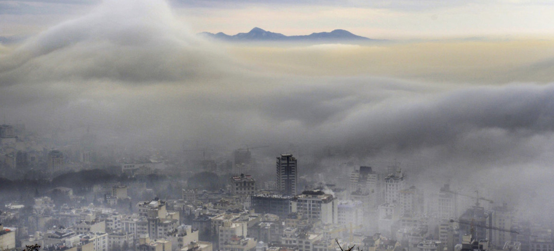 MM/Seyed Amin Habibi Sans mesures ambitieuses, les émissions de gaz à effet de serre vont continuer à augmenter.
