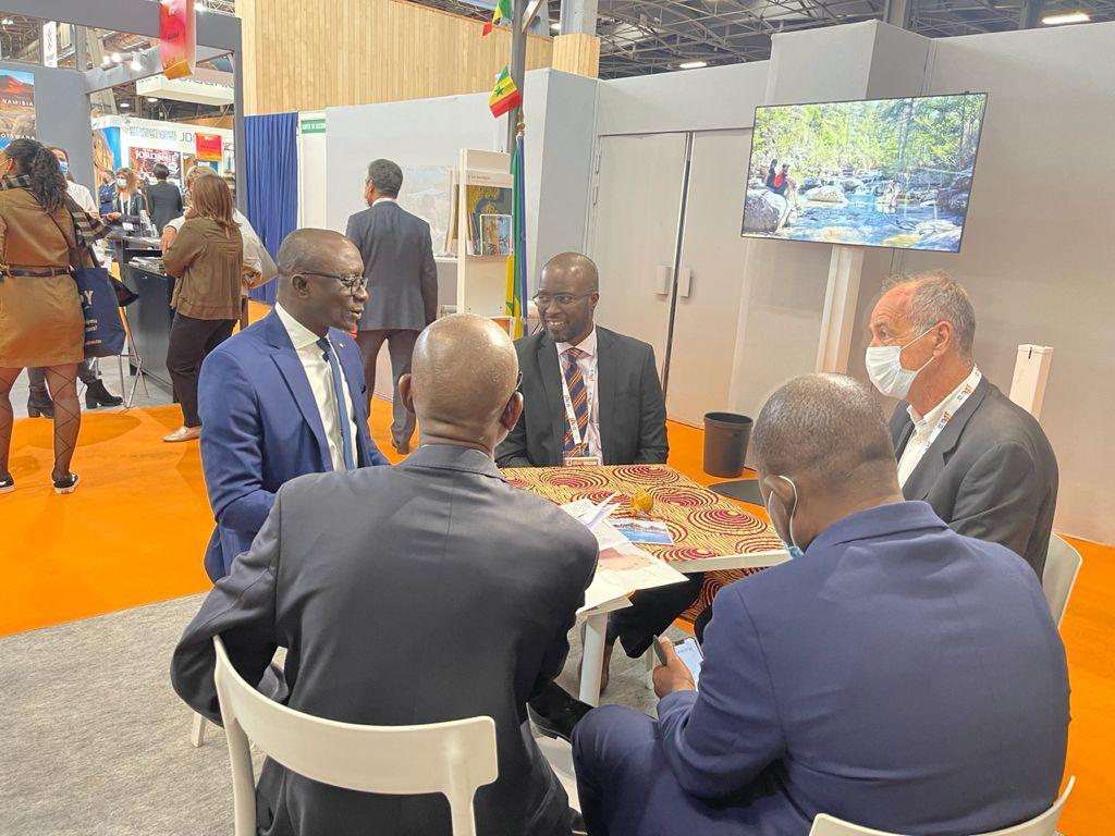 Promotion tourisme du sénégalais  : L'Aspt a porté La Destination Sénégal au salon Iftm Top Résa du 5 au 8 octobre à Paris