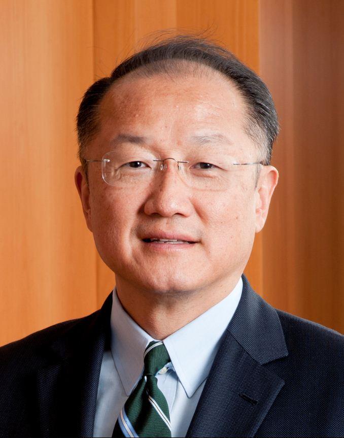 Banque Mondiale :    .M. JIm Yong Kim , président de la Banque mondiale à Dakar