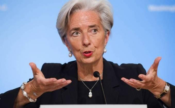 Christine Lagarde,Directrice Générale du FMI