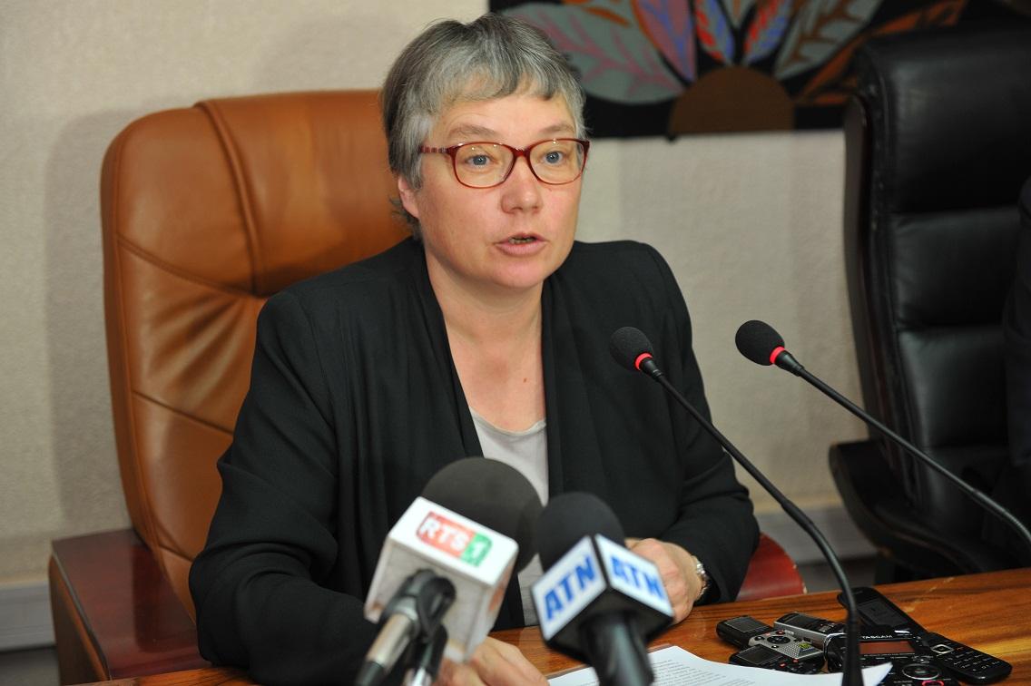 Anne Paugam, directrice générale de l'AFD