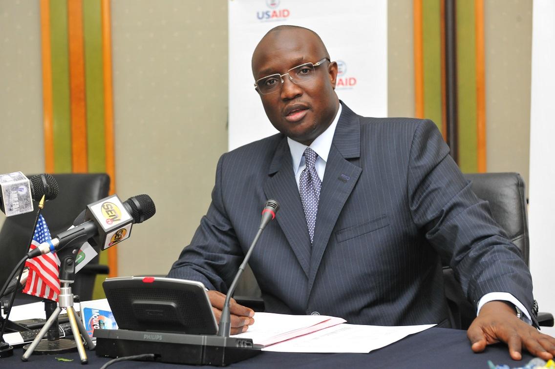 Senegal mouhamadou makhtar cisse ministre directeur de cabinet du chef de l etat un expert - Chef de cabinet du president de la republique ...