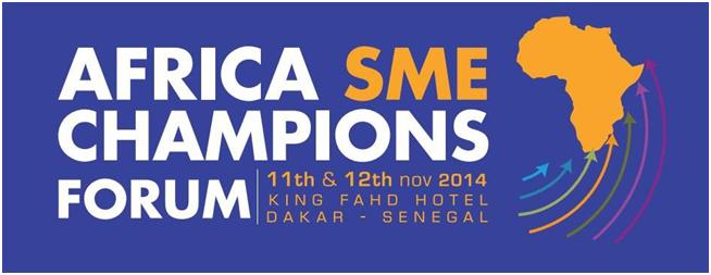 300 PME africaines ont rendez-vous à Dakar les 11 et 12 novembre 2014