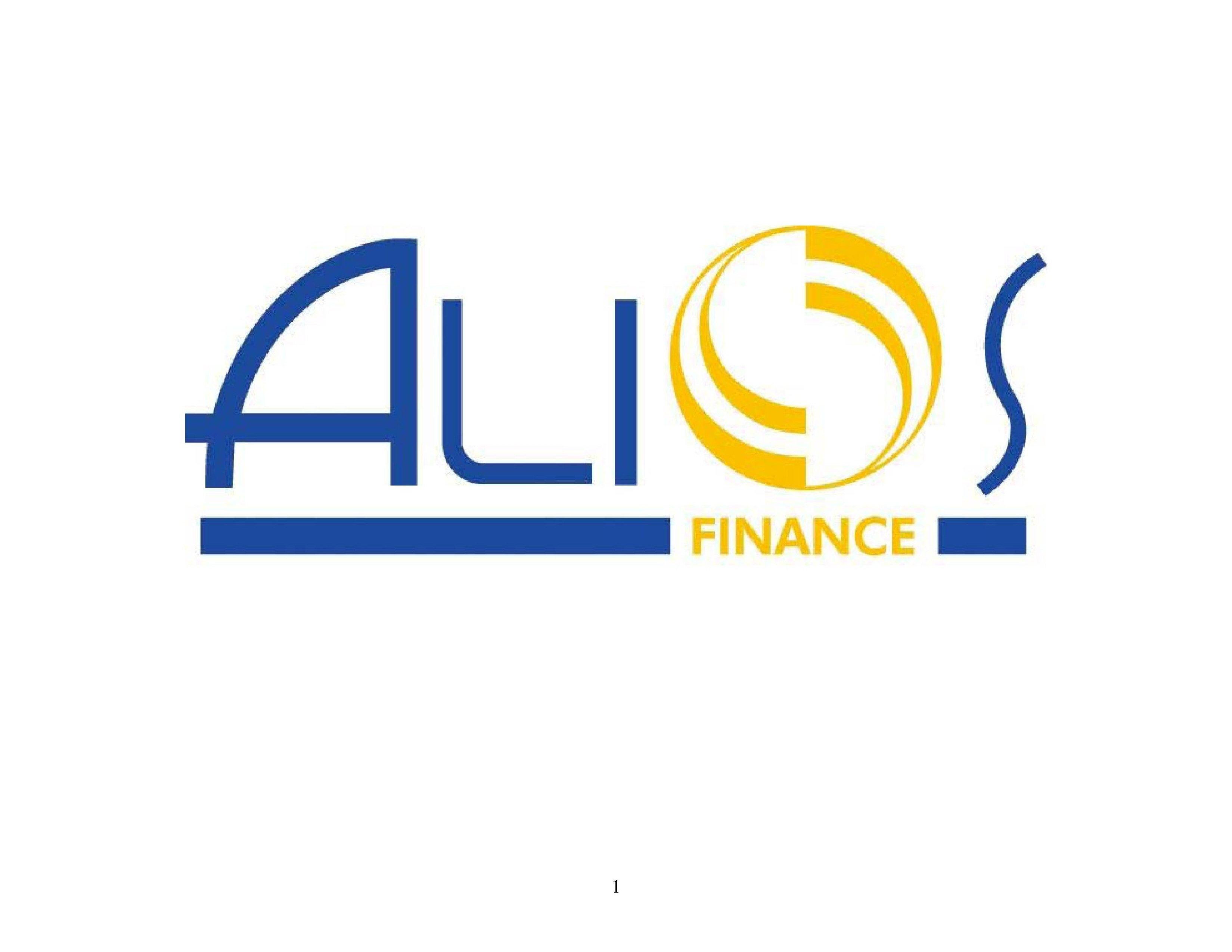 Résultats à mi parcours: La société Alios Finance Côte d'Ivoire réalise un chiffre d'affaires de 15,9 milliards FCFA en juin 2014