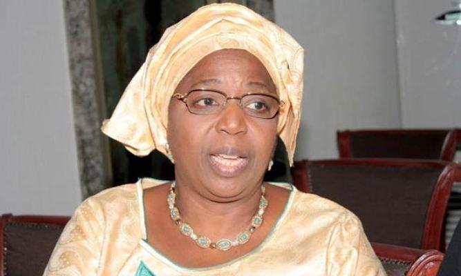 Pr Awa Marie Coll Seck, ministre de la Santé et de l'Action sociale,