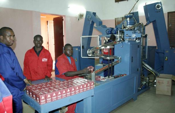Sénégal : La production industrielle s'accroit de 5,7% en mai 2015