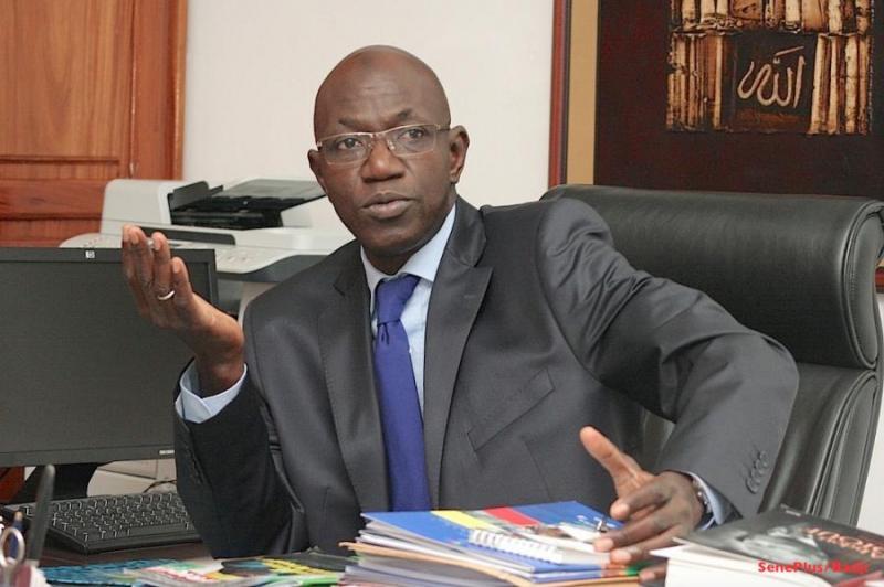 Ibrahima Diouf, Directeur du Bureau de Mise à Niveau des Entreprises du Sénégal