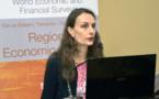 Céline Allard, chef de la division des études régionales au Département Afrique du FMI