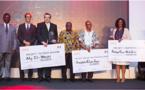 Prix de l'Innovation pour l'Afrique : Trois créateurs remportent 150 000 US$ du Prix
