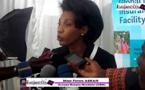 Mme Fatou Assah de la Banque Mondiale revient sur l'importance de l'assurance Agricole