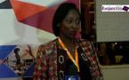 4ème Conférence des BTP et des Infrastructures:  Allocution de Mme Luiza Aphing KOWASSI, Directrice de Kaizene