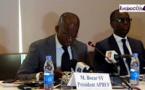 Mamadou Bocar SY le Président de l'APBEF déplore le comportement de certains débiteurs et le taux élevé de dégradation du portefeuille