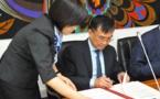 Partenariat: L'ambassadeur de la Chine satisfait du projet Smart Sénégal