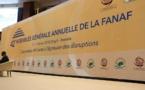 Cérémonie d'ouverture de la 42eme AG de la FANAF présidé  par Paul Kagame , Président du Rwanda