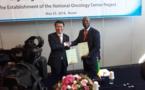Projet du centre national d'oncologie : Korea Eximbank octroie un prêt  de 85,5 millions de dollars