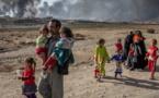 Le nombre de déplacés dans le monde a atteint le record de 68,5 millions en 2017 (HCR)