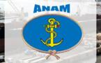Sénégal :   Des militantes et militants de l'ONG internationale Greenpeace protestent devant les locaux de l'ANAM pour exiger le re-jaugeage complet des navires de pêche