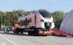 Réalisation du Ter : Alstom débute l'expédition des trains vers le Sénégal