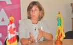 Mme Lise Filiatrault , ambassadeur du Canada au Sénégal