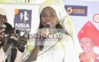 Case des Tout-Petits de Thiénaba seck : Une action généreuse de la Fondation NSIA qui permet d'assurer un bon départ dans la vie des enfants selon Thérèse Faye Diouf la DG de l'Anpectp