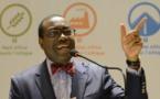 Financements, énergie, infrastructures, stabilité politique : Des facteurs clés pour faire émerger l'Afrique selon Akinwumi Adesina