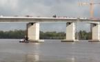 Sénégambia Bridge :  Le pont sur la Gambie inauguré par Macky Sall et Adama Barrow