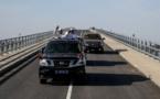 Macky Sall, président de la République : «Plus qu'un pont, cette infrastructure porte le symbole de cette fraternité sénégambienne»