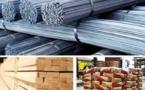 Industries des matériaux de construction : Repli de l'activité de production au mois de février