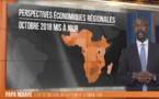 Perspectives économiques régionales de l'Afrique sub-saharienne : La présentation du Rapport 2019 prévue le 30 avril