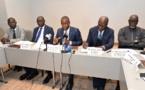 Rencontre avec le secteur privé : Amadou Hott explique les grandes lignes  de son département