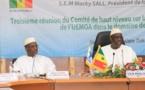 Chantier paix et sécurité dans l'Uemoa :  Abdallah Boureima salue le leadership clairvoyant du président Macky Sall