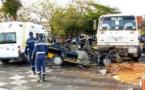 SENEGAL: LES ACCIDENTS FONT PERDRE PRÈS DE 74 MILLIARDS
