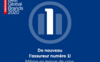 Classement des marques multinationales : Allianz, numéro un mondial pour la deuxième consécutive