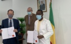 Partenariat sénégalo-allemand : Trois contrats signés  pour un montant total de 26 milliards de FCFA