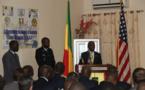Gendarmerie nationale : Les Etats-Unis offrent du matériel numérique de plus de 15 millions de FCFA