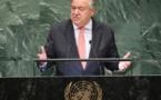 CLIMAT- Atténuation, adaptation, financement et élimination progressive du charbon : Antonio Guterres, droit dans ses bottes