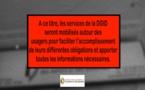 Campagne de rappel paiement du solde de l'IR et de l'IS