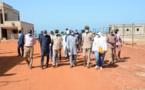 Pointe-Sarène: Alioune Sarr visite des chantiers de la nouvelle station balnéaire