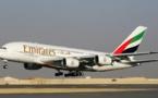 Compagnie aérienne : Le groupe Emirates réalise 550 milliards de FCFA de bénéfice en 2013-2014