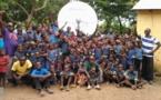 Education : SkyVision permet à des écoliers orphelins de bénéficier de nouveaux outils d'enseignement et d'apprentissage en ligne