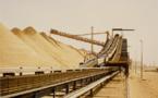 Industrie extractive: Baisse de 101.500 tonnes de la production de phosphates du Sénégal à fin mai 2015