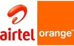 Télécom : Orange enrôle Airtel au Burkina Faso